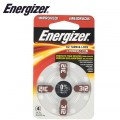 ENERGIZER HEARING AID BATTERY AZ312 BROWN 4 PACK (MOQ 6)