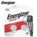 ENERGIZER CR2025BS1 3V LITHIUM COIN BATTERY (2 PACK) (MOQ12)