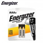 ENERGIZER POWER AAA - 2 PACK (MOQ 20)