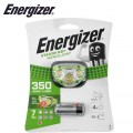 ENERGIZER VISION HD PLUS HEADLIGHT GREEN 250 LUM