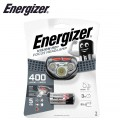 ENERGIZER VISION HD PLUS FOCUS HEADLIGHT GREY (HDD32) 300 LUM