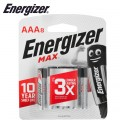 ENERGIZER MAX: AAA - 8 PACK (MOQ 12)