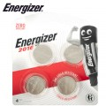ENERGIZER CR2016 BP2 3V LITHIUM COIN BATTERY 4 PACK  (MOQ 12)