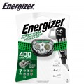 ENERGIZER VISION RECHARGE HEADLIGHT GREEN 400LUM