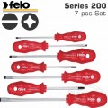 FELO 200 S/DRIVER SET 7PCE SCHOCK PROOF