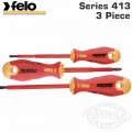 FELO 413 S/DRIVER SET 3PC ERGONIC INSULATED VDE SL/PH