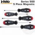 FELO 500 S/DRIVER SET 5PCS SL & PH MAGNETIC FRICO