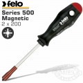 FELO 501 PZ2X200 S/DRIVER FRICO MAGNETIC