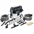 FESTOOL MOBILE DUST EXTRACTOR CT 17 E-SET BA CLEANTEC 768943