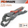 WELDING LOCK GRIP PLIERS