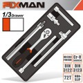 "FIXMAN 6-PC 1/2"" DR.ACCESSORIES"