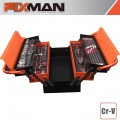 FIXMAN 42-PC CANTILEVER MECHANICAL TOOL SET