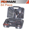 "FIXMAN SOCKET TOOL SET 84PC 1/4""&1/2"" DRIVE"