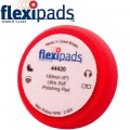 150 X 50MM RED HOOK AND LOOP POLISHING FOAM ULTRA SOFT