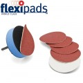 VELCRO SANDING DISC 75MM 60GRIT