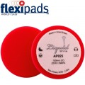 LIQUID SHINE 150MM ZERO SWIRL FOAM PAD - RED 2PCE