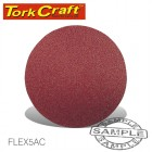 SANDING DISC 125MM COARSE 80GR(5) HOOK AND LOOP