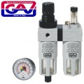 FILTER REGULATOR LUBRICATOR 1/4""