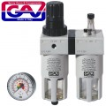 FILTER REGULATOR LUBRICATOR 1/2""