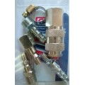 QUICK COUPLER SET 7PIECE PACKAGED