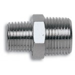 TAPER REDUCER NIPPLE 1/4 X 3/8 M/M PACKAGED