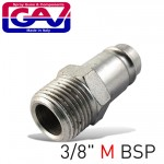 """INSERT FOR MAGNUM QUICK COUPLER 3/8""""MALE"""