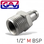 """INSERT FOR MAGNUM QUICK COUPLER 1/2""""MALE"""