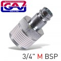 "CONNECTOR MAGNUM 3/4""MALE"