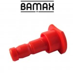 RED PUSH BUTTON FOR 3PH PRESSURE SWITCH