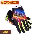 WORK SMART GLOVE LARGE ULTIMATE FEEL MULTI PURPOSE