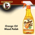 HOWARD ORANGE OIL SPRAY FURNITURE POLISH 8 FL.OZ