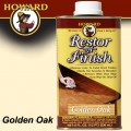 HOWARD RESTOR-A-FINISH GOLDEN OAK 8.00 FL.OZ