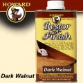 HOWARD RESTOR-A-FINISH DARK WALNUT 8.00 FL.OZ