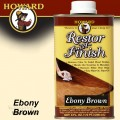 HOWARD RESTOR-A-FINISH EBONY BROWN 8.00 FL.OZ