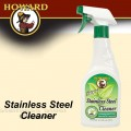 HOWARD S/STEEL CLEANER LEMON & LIME FRAG.  16 FL.OZ