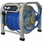 AIR HOSE REEL 30M BRAIDED AUTOMATIC