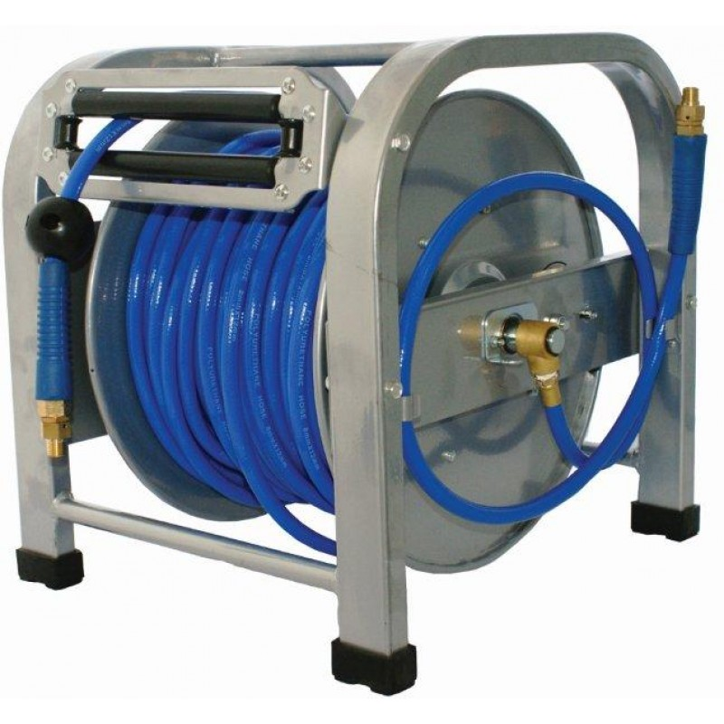 sc 1 st  AirCraft Pneumatic Systems & AIR HOSE REEL 30M BRAIDED AUTOMATIC