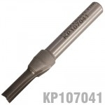"STRAIGHT BIT 3/16"" (4.8MM) X 5/8"" CUT SOLID CARBIDE 2 FLUTE 1/4""SHANK"