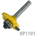 "SLOT CUTTER 1 1/4"" x 1/8"" (3.2MM) 1/4"" SHANK"
