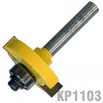 "SLOT CUTTER 1 1/4"" x 1/4""(6.34MM) 1/4"" SHANK"