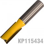 "STRAIGHT BIT 1/2""(12.7MM) X 1 1/4""(31.8MM) CUT 2 FLUTE WITH BOTTOM CUT"