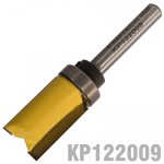 "PATTERN FLUSH TRIM BIT. WITH SHANK MOUNTED BEARING 16MM X 25MM 1/4"" SH"