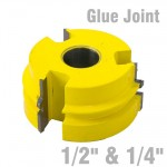 3 WING CUTTER GLUE JOINT
