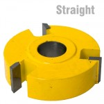 3 WING CUTTER STRAIGHT