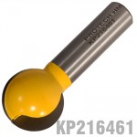 "PLUNGE CUTTING BALL 1"" X 2"" 1/2""SHANK"