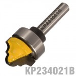 """CLASSICAL BIT 3/4"""" X 1/2"""" WITH TOP BEARING 1/4"""" SHANK"""