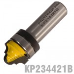 """CLASSICAL PLUNGE CUTTING 3/4"""" X 1/2"""" WITH TOP BEARING (5/32"""" DIAMETER)"""