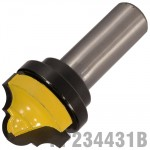 """CLASSICAL PLUNGE CUTTING 1"""" X 15/8"""" WITH TOP BEARING (7/32"""" DIAMETER)"""