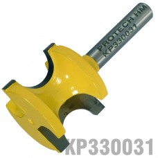 "EXTERNAL BULL NOSE 1/2"" X 22MM FULL RADIUS 12.7MM 1/4"" SHANK"
