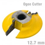 OGEE CUTTER 12.7MM FOR KP551 OR KP851